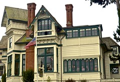 Green Gables Inn (David McSpadden) Tags: coast greengablesinn pacificgrove
