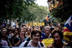 2018_10_01 Primer aniversario del 1-O_Xavi Ariza(01) (Fotomovimiento) Tags: verde fotomovimiento catalunya catalonia referéndum independencia independència independence barcelona 1oct