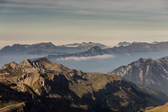 The foggy sea behinde the peaks (*** Joe Wild ***) Tags: mountain nature landscape travel mountains hiking sky photography ig adventure naturephotography wanderlust naturelovers sunset lake explore love instagood trekking travelblogger travelphotography photo hike snow trip india clouds photooftheday sunrise bhfyp alps switzerland austria italy lovers panorama life alpi montagne outdoors montagna skiing my swiss inlombardia volgolombardia landscapephotography view beautiful portugal sea picoftheday beach sun scenery follow autumn landscapes water
