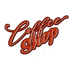 Coffee Shop lettering (Hebstreits) Tags: art background badge bar beans cafe calligraphy coffee cup decoration design drawn drink element emblem font food go graphic hand hot icon illustration isolated label latte lettering logo menu morning motivational poster print quality quote restaurant retro set shop sign sticker symbol template text typography vector vintage watercolor