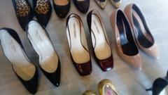 DSC_0476 (grandmacaon) Tags: highheels hautstalons toescleavage talonsaiguille lowcut lowcutshoes sexyheels stilettos