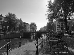 Prinsengracht, 6-8-2018 (kees.stoof) Tags: amsterdam centrum prinsengracht grachten canals brug bridge
