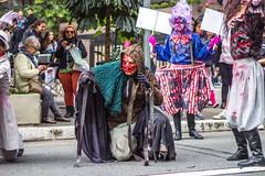 Zumbis na Paulista (DuAugusto) Tags: zombies zumbis wetnwild saopaulo brasil streetphotography streetphoto