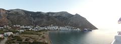 kamares (Jerryhattric) Tags: sifnos island cyclades mediterranean kamares greece greek panasoniclumixdctz90 2018 panorama