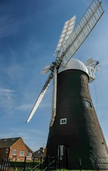 Holgate Windmill, September 2018 - 01