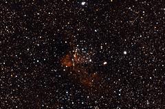 The Wizard Nebula (Jir11) Tags: nightsky sky darksky nebula wizardnebula wizard stars astrophotography explore telescope astronomy astrophotographer deepsky ngc