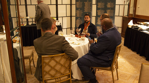 Detroit Alumni Grand Awards Reception, October 2018
