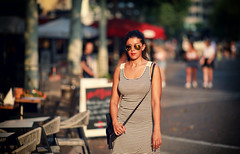 (graveur8x) Tags: woman candid street potrait sun sunglasses glasses hot light contrast warm streetphotography look dof frankfurt germany deutschland strase outdoor outside people female girl canon canonef135mmf2lusm canoneos5dmarkiv 135mm 5d urban city lipstick