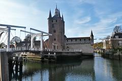 Zuidhavenpoort te Zierikzee, Zeeland, NL (big moustache) Tags: port haven zierikzee zuidhavenpoort zeeland zélande nederland netherlands paysbas