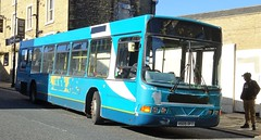 Halifax (Andrew Stopford) Tags: v505dft volvo b10ble wright renown pendlecoaches halifax arriva nebuses bubbletravel