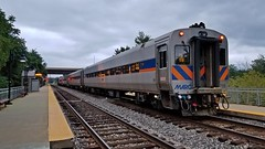 MARC train at Dorsey (SchuminWeb) Tags: schuminweb ben schumin web august 2018 maryland md howard county dorsey station train marc area rail commuter marctrain trains marylandarearegionalcommuter regional stations locomotive locomotives transportation public railroad railroads marylandtransitadministration transit administration mtamaryland department camden line camdenline railcar car cars railcars coach coaches passenger