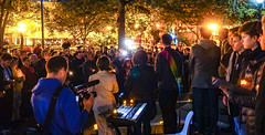 2018.10.25 Vigil for Matthew Shepard, Washington, DC USA 06909