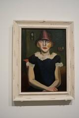 Girl in Pink Hat (Mädchen Mit Rosa Hut) 1925, Hans Grundig 1901-1958, George Economou Collection, Tate Modern, Bankside, London (f1jherbert) Tags: sonya68 sonyalpha68 alpha68 sony alpha 68 a68 sonyilca68 sony68 sonyilca ilca68 ilca sonyslt68 sonyslt slt68 slt londonengland londonunitedkingdom londonuk londongb londongreatbritain unitedkingdom greatbritain london great britain united kingdom uk gb georgeeconomoucollectiontatemodernbanksidelondon georgeeconomoucollectiontatemodernbankside georgeeconomoucollectiontatemodern banksidelondon georgeeconomoucollection tatemodern george economou collection tate modern bankside art modernart tatemodernbanksidelondon tatemodernbankside tatemodernlondon public publicart