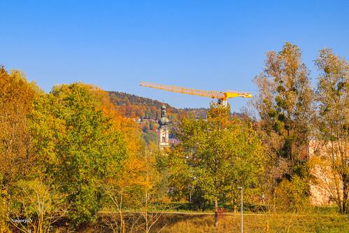 Deggendorf  Donau  Bayern 2018-10-14