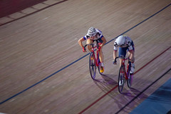 Tempo race (alasdair massie) Tags: track race cyclist velodrome london6day london cycling olympic