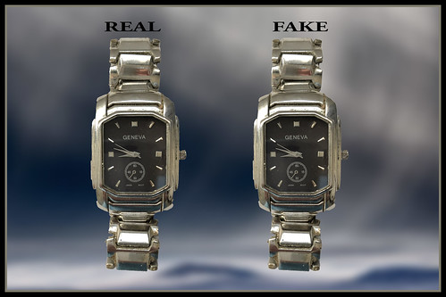 Fake Watches Look Real by Dick Thompson Sandian, on Flickr
