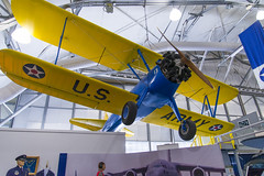 DAE_7525r (crobart) Tags: pt17 kaydet boeing stearman trainer air mobility command museum dover afb delaware aircraft airplane