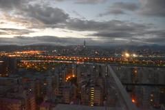 DSC_3645 (earthdog) Tags: 2018 needstags needstitle nikon d5600 nikond5600 18300mmf3563 travel businesstravel taipei taiwan outwindow outhotelwindow marriott marriottaipei skyline sky city morning sunrise hotel
