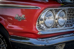A Classic in Red (Airborne Guy) Tags: chevrolet chevy 427 chevelle classic antique musclecar read 1960s car automobile