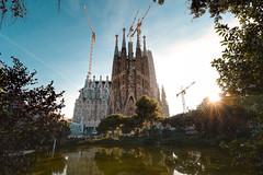 Sagrada Familia (Jon Ortega Photography) Tags: gaudi sagrada familia barcelona catalunya arquitectura architecture urban modernismo modernisme basilica tourism tourist travel viajar turistico iconic