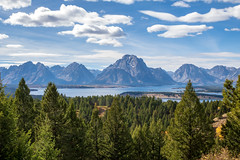 View from Signal Mountain - Grand Teton National Park (jennifer.yakeyault) Tags: grandtetonnationalpark signalmountain wyoming