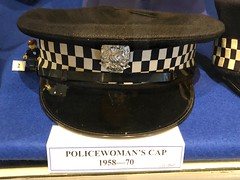 Police Museum - Glasgow Scotland - 2/10/18 (DanoAberdeen) Tags: candid amateur danoaberdeen 2018 galasgow police emergency rescue uniform badge pin cap policeman policewoman woman man hat history policescotland museum strathclyde ancient vintage news old collection archive scotland glasgowpolice grampian services exhibition insignia glasgowcity cityofglasgow 1900s 1800s milenium 60s 70s 80s 90s 50s iphone iphone8plus constable policing memorabilia olddays glasgowpolicemuseum glasgowscotland handcuff handcuffs restrained detained guilty