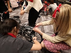 Build a Bike JnJ Bangkok 2018 (Making Teams) Tags: indoorwithfun buildabike bangkok teambuilding bangkokbuildabike thailand 2018 jnjbangkok2018 jnj