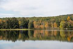ashleyreservoir2018-148 (gtxjimmy) Tags: ashleyreservoir nikond7500 nikon d7500 newengland holyoke massachusetts autumn fall watersupply reflections reflection hdr