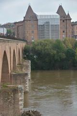 DSC_0139 (Lynn Rainard) Tags: rainard france october2018 montauban pont vieux 14th century brick bridge