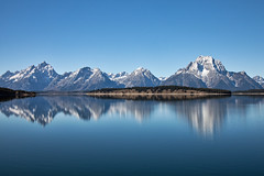 Grand Tetons and Jackson Lake (Ernie Orr) Tags: bobrussell rmrussell tetons nationalpark grandtetons grandtetonsnationalpark wyoming jacksonlake