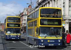 Dublin Bus AV196/218 (01D10196/218). (Fred Dean Jnr) Tags: dublin volvo b7tl march2008 alexander alx400 dublinbusyellowbluelivery busathacliath dublinbus dublinbusroute38a pboro av196 01d10196 oconnellstreetdublin htown av218 dublinbusroute4a lw51znh 01d10218