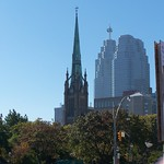 Cathedral Church of St. James ~ Toronto Ontario Canada ~  Ontario Heritage ~ Exterior thumbnail
