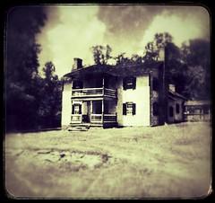 Farmhouse c. 1900 (TAWPhotoArtistry) Tags: farm house vintage nostalgia netartii shockofthenew awardtree