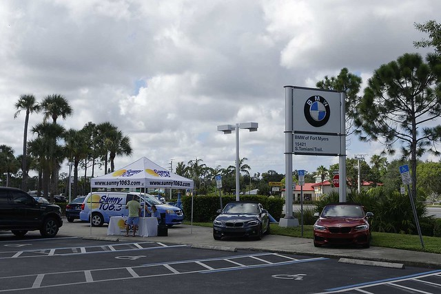 2018 August FSC/BMW of Ft Myers Cars & Coffee