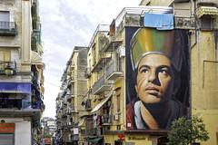 San gennaro (nietsab) Tags: naples napoli italie italia canon 600d 24mm nietsab forcella san gennaro jorit agoch street art artiste