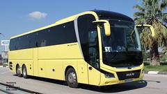 MAN Lions Coach - Transvia KPF (emilijoan) Tags: autobus autocar bus instabus fotobusvalencia transporte people ford factory manufacturer man lions coach villarealcf vilareal futbol