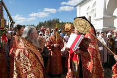 42. Престольный праздник свв. мучениц в соборе г. Святогорска 30.09.2018