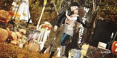 Halloween! (IgorAlmeida BlackBart) Tags: hoorenbeek dad acorn ariskea madpea salem signatureevent signature jian senses poses sensesposes