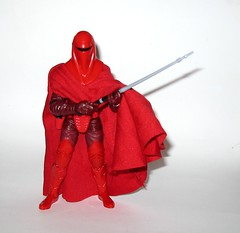 royal guard emperors royal guard star wars the black series 6 inch action figure #38 return of the jedi red and black packaging hasbro 2016 i (tjparkside) Tags: royal guard emperors 38 star wars black series 6 inch action figure return jedi red packaging hasbro 2016 robe robes emperor palpatine blaster pistol blasters pistols holster episode vi six rotj