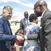 UN - AU high-level delegation visit South Sudan