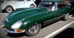 Jaguar EType (alex_vxxd) Tags: car auto automobile show motorshow expo voiture jaguar etype
