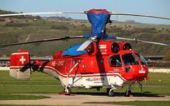 Double your money (crusader752) Tags: heliswissinternational kamov ka32a12 hbxke shorehamairport helicopter