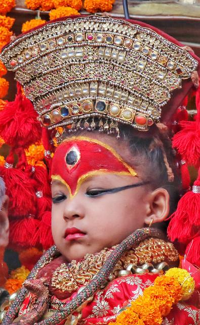 Kumari Face