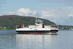 """""""Lauvstad"""" (OlafHorsevik) Tags: lauvstad norled ferge ferga ferry ferja ferje toppsundet stornes bjørnerå"""