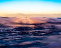 A 8687.5 Foot Look Into Sunset King County Clouds (AvgeekJoe) Tags: aerialphotograph clouds d5300 dslr nikon nikond5300 aerial aerialphoto aerialphotography sunset