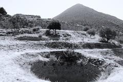 fullsizeoutput_8f15 (lnewman333) Tags: mycenae peloponnese greece europe ancient archaeologicalsite historic citadel blackandwhite ancientgreece
