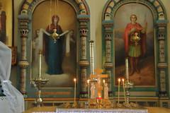 036A8838 (zet11) Tags: poland podlasie białowieża orthodoxchurch interior icons