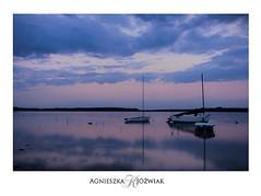 Blue Sunrise II (smoothna) Tags: summer sunrise smoothna d90 brandnewday sigma1020mm clouds