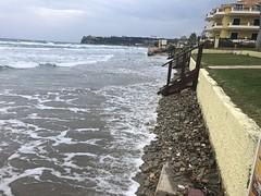 Washing Right Up (RobW_) Tags: high winds waves wall freddiesbar tsilivi zakynthos greece tuesday 23oct2018 october 2018
