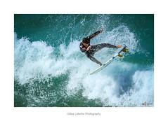 Surfing (gillouvannes56) Tags: cotesauvagequiberon surf surfing waves vagues surfeur colors lights lumiere canon sea brittany bretagne french france cotesauvage quiberon sports nautique